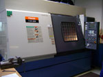 Machining centre up to 1000 mm workpiece length